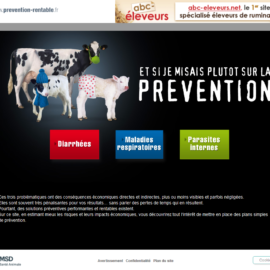 Site Prévention Rentable - www.prevention-rentable.fr