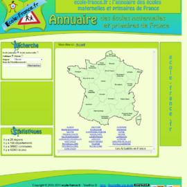 Site www.ecole-france.fr
