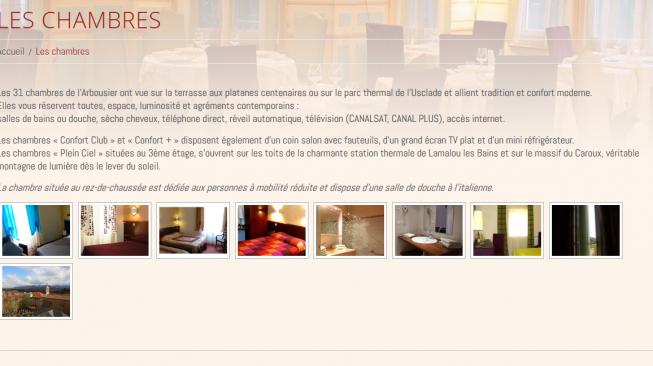 Arbousier Hôtel