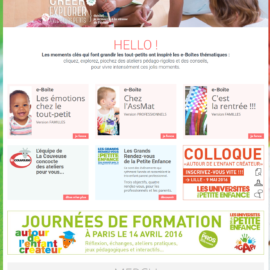 e-Boîtes Petite Enfance